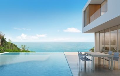 holiday homes with pool in Koh Samui